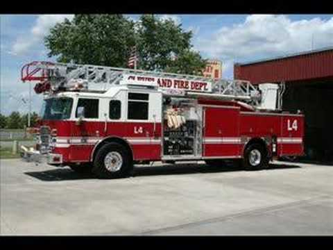 A quick look at the apparatus and some calls of the Cleveland Tennessee Fire ...
