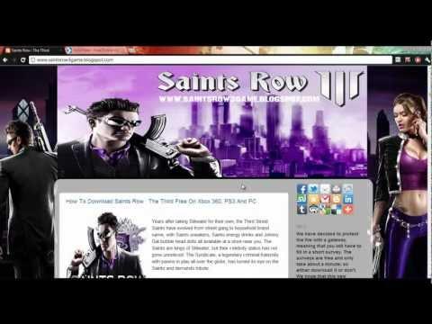 Saints row the third patch 104 skidrow
