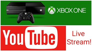 How to Live Stream your Xbox One to YouTube for free.