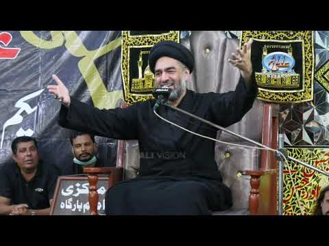 7th Muharram Majlis | Maulana Syed Ali Raza Rizvi| Topic: Dua | Imam Bargah Jaffar E Tayyar Malir