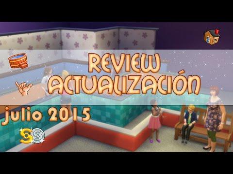 PUERTAS CON LLAVE Y SEMIMUROS   Los Sims 4: Review Actualización