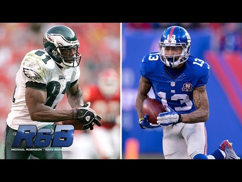 Are Odell Beckham's catches bad for the game? | Terrell Owens interview | The R&B Podcast | NFL