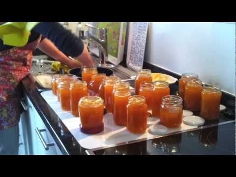 Vlog 9 - How to Make Apricot Marmalade