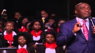 Pastor David Ibiyeomie @ Holy Ghost Festival of Life London 2015