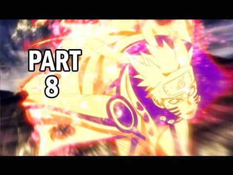 Naruto Shippuden: Ultimate Ninja Storm Revolution Walkthrough Part 8 Self Destruction