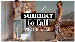 Summer to Fall  🔆🍂 What I've Been Loving So Far. (Men's Fashion + Lifestyle) | JairWoo