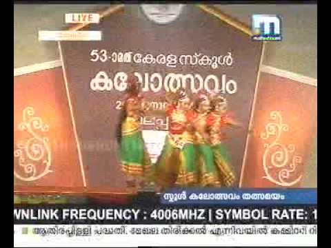 Kerala School Youthfestival 2013 Group Dance 3 video