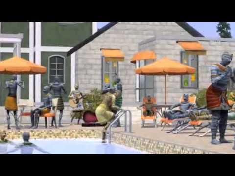 Trailer de Los Sims 3 ( todas las expansiones en uno )
