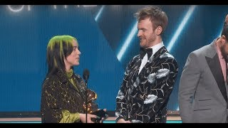 Billie Eilish Wins Song Of The Year | 2020 GRAMMYs