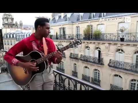 Leon Bridges - 'River' (Paris rooftop session)