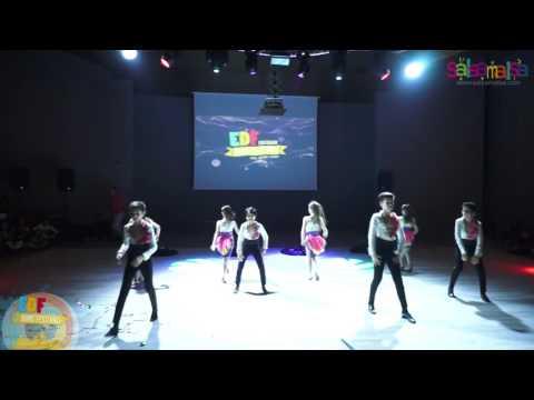 Nuans Dans Group Dance Performance - EDF 2016