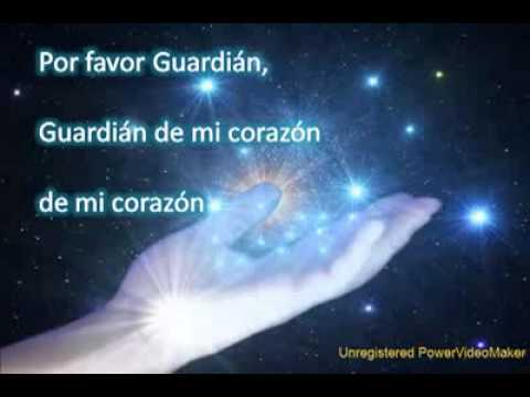 guardian de mi corazon annette moreno letra youtube