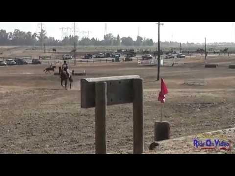 050XC Karen Bristing SR Training Cross Country Ram Tap Horse Trials Oct 2012