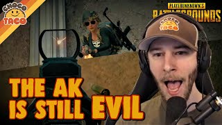 The AK Just Gets You Killed ft. hambinooo - chocoTaco PUBG Duos Gameplay