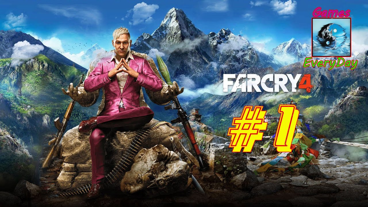 Far Cry 4 Full HD Wallpaper and Background Image
