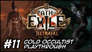 ZIGGYD Plays Path of Exile: BETRAYAL - Wheeling & Dealing - #11 Act 8