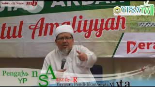 Ustadz KH Tengku Zulkarnain Pengajian Akbar 3 YPSA