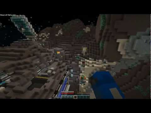 Minecraft: Deep Space Turtle Chase Multiplayer Ep.1