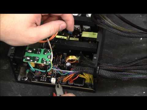 Reprap Assembly 10. PC Power Supply