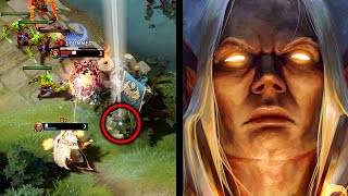 WINDRANGER WILL HATE INVOKER AFTER THIS GAME | EPIC CURIOUS INVOKER | Dota 2 Invoker