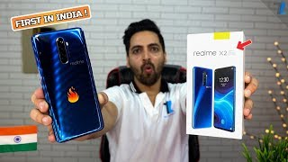 Realme X2 Pro India - Unboxing & Hands On | Exclusive On Techno Ruhez 🔥