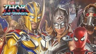 Thor 4 Teaser - Marvel Phase 4 Confirmed Details Breakdown