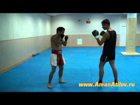 Видео как научиться бить ногами