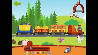 Play Time - Lego Duplo Trains Game for Kids