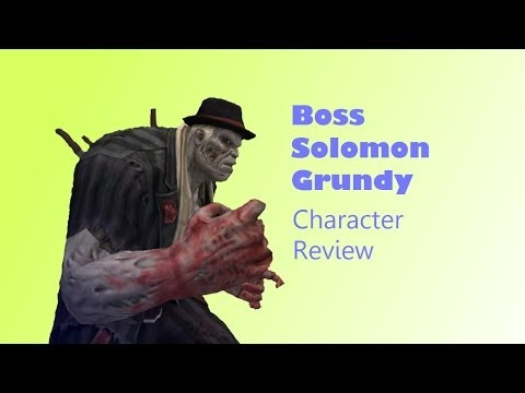 Injustice iOS - Boss Solomon Grundy Character Review