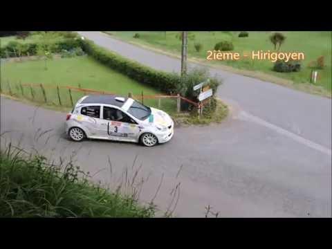 Rallye du Pays Basque 2016  France