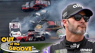 The Ugliest Race I've Ever Watched | NASCAR Clash Reaction