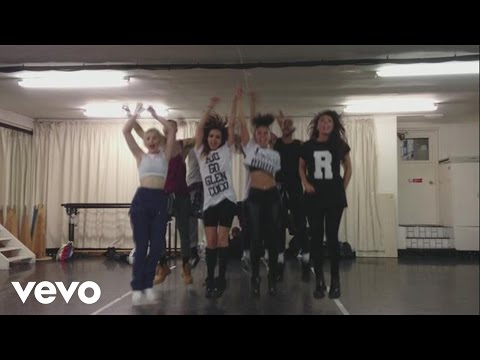 Little Mix - Dance Rehearsal video
