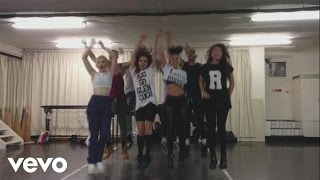 Little Mix - Dance Rehearsal