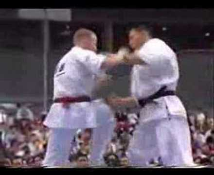 This is Kyokushin fighting Image 1
