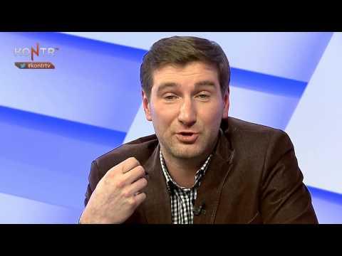 Антон Красовский расчехляет НТВшников в эфире KontrTV