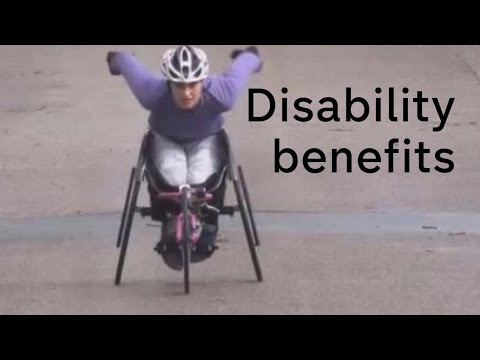 "Disability Benefits:Paralympic athlete says her ""lifeline"" has been cut"