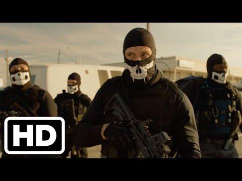 Den of Thieves Trailer (2018) Gerard Butler, 50 Cent