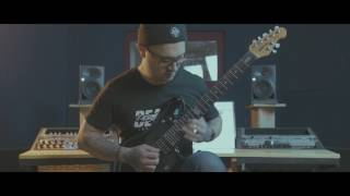 THY ART IS MURDER - The Son of Misery (Guitar playthrough)