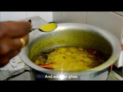 Dalma - Classic Oriya recipe