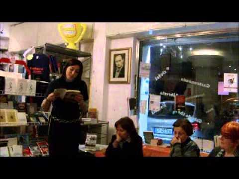 Anna Rosa Balducci presenta La casa color grigio perla@mangiaparole