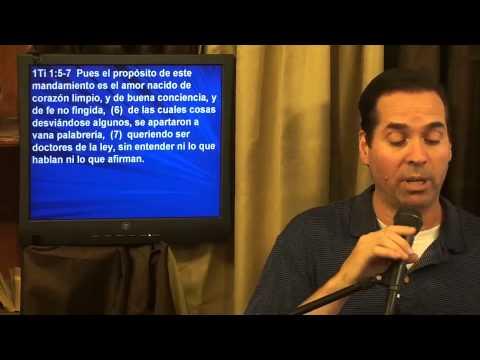 54 1 Timoteo 1 - Ken Zenk - Estudios Biblicos