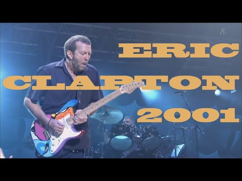ERIC CLAPTON Live at Budokan, Tokyo, 2001 (Full Concert)