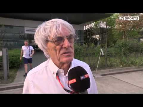 Chinese GP 2015 Bernie Ecclestone's comments