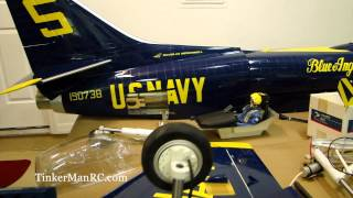 Skymaster A-4 Skyhawk Turbine Jet Quick Preview