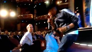 Pharrell Williams @2014 Oscars Happy Live Performance