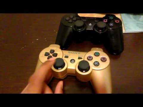 PS3 Controller Analog Stick Sprint Fix