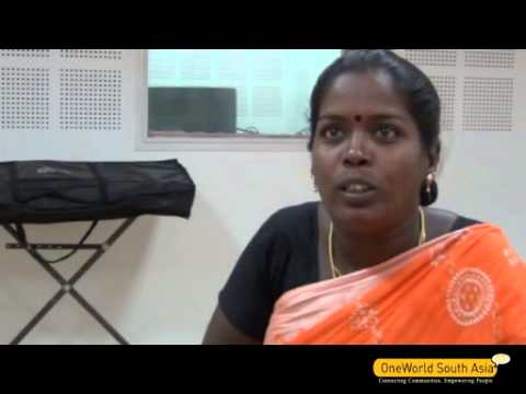 Dhanam speaks about Vanoli Moolam Kanithan (Maths on Radio), Shyamalavani CR, Tamil Nadu