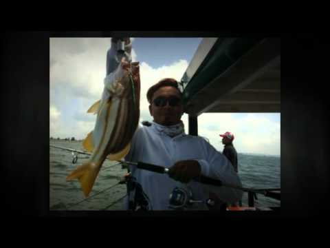Singapore offshore fishing 23/07/12 Southern Island