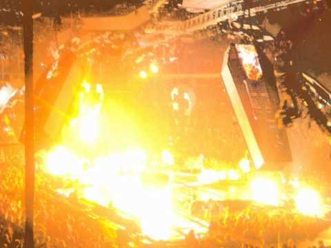 Metallica 3D movie Concert One