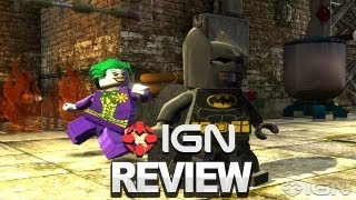 LEGO Batman 2_ DC Super Heroes Review